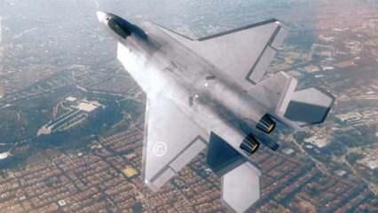 Avrupa'nın en iyi savaş uçağı olacak! 2 yıl sonra göklerde