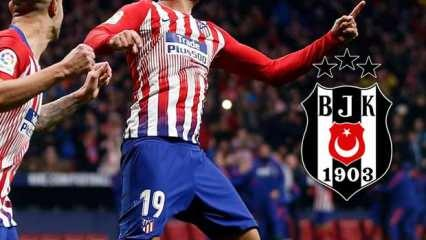 Beşiktaş'tan transfer çıkartması! 23 Ocak Beşiktaş son dakika transfer haberleri…