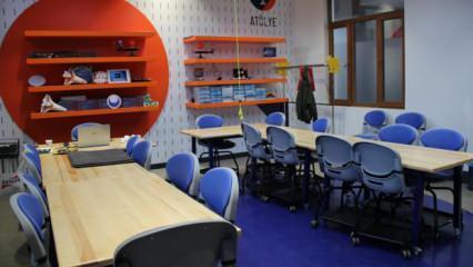 Bilime ve teknolojiye meraklı öğrencilerin ilk adresi 'Bilim Gaziantep'