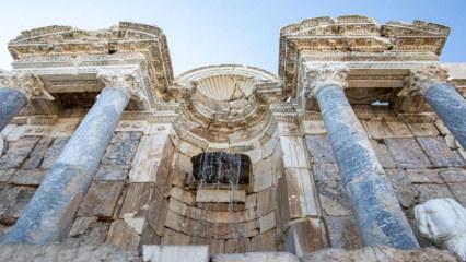 Burdur'un tarihte yolculuğa çıkaran müze ve ören yerleri