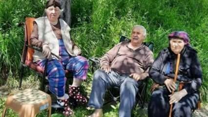 Emekli öğretmen, eşi ve ablası, bir hafta içinde koronavirüsten yaşamını yitirdi