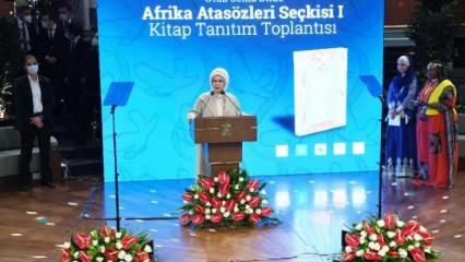 Emine Erdoğan: Her bir seyahatin ayrı hatırası var, onları kayda geçirmeye çalışıyorum