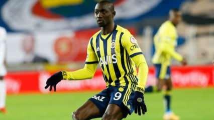 Papiss Cisse'den 'Fenerbahçe' çıkışı