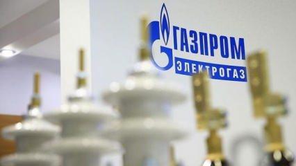 Gazprom ''Kuzey Akım 2'nin iptal edilme riski''nin bulunduğunu bildirdi