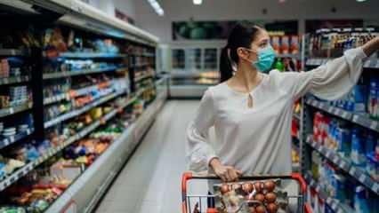 Gıdada koronavirüs tehlikesi var mı?