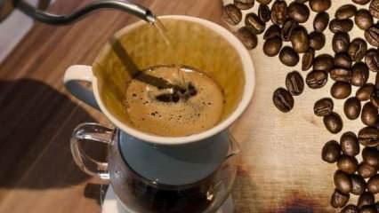 Günde 4 fincan kahve içerseniz...