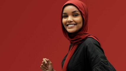 İlk tesettürlü model Halima Aden neden modelliği bıraktığını açıkladı!