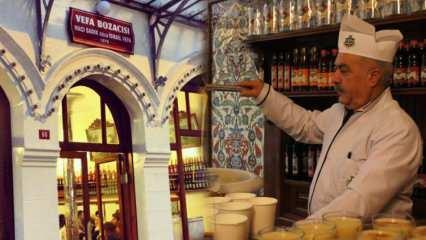 İstanbul'da en iyi boza içebileceğiniz mekanlar