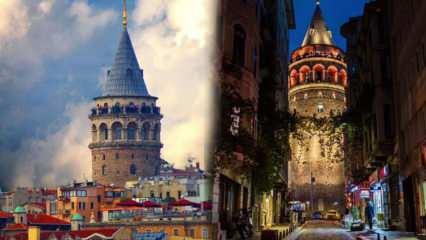 İstanbul'un en iyi Instagram'lık yerleri ve mekanları
