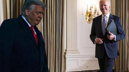 Joe Biden'dan açıklama! Trump'ın bıraktığı mektupta ne yazıyor?