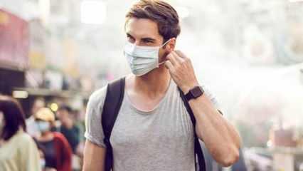 Maske kullanmanın bir faydası daha ortaya çıktı! Solunum hastalıklarının fark ettiriyor
