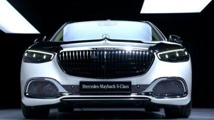 Mercedes Maybach S 680 görücüye çıktı! İşte özellikleri...