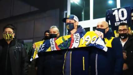 Mesut Özil İstanbul'a geldi!