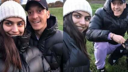 Mesut Özil'den alkışlanacak hareket! Kızı adına 10 öğrenciye...