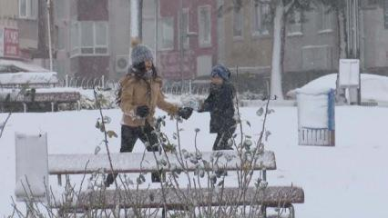 Meteoroloji'den İstanbul için kar yağışı açıklaması