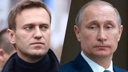 Rusya'ya döndüğü gibi hapse atılan Navalny'den Putin'i kızdıracak sokak çağrısı
