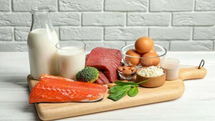 Protein ağırlıklı beslenmenin zararı var mı? Proteini çok kaçırırsanız...