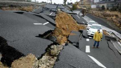 Rüyada depremde sallanmak ne demek Rüyada deprem olduğunu hissetmek ne anlama gelir?