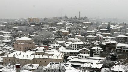 Safranbolu salgına rağmen nüfusunun 9 katı turist ağırladı