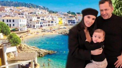 Şarkıcı Gülşen 20 bavulla İspanya'ya geri döndü!