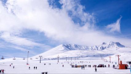 Sömestir tatili için en güzel kayak merkezleri