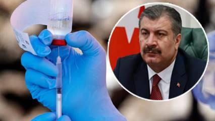 Son dakika: Bakan Koca, Bilim Kurulu Toplantısı sonrası kritik aşı kararını duyurdu!