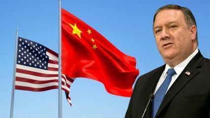 Son Dakika: Çin'den ABD'ye yaptırım kararı