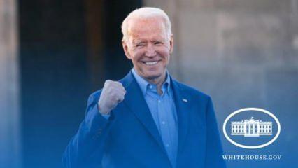 Twitter, ABD başkanlık hesabını Joe Biden'a devretti