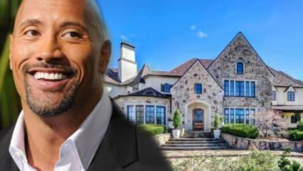 Ünlü Hollywood yıldızı Dwayne Johnson'un 1.5 milyon dolarlık zarar!