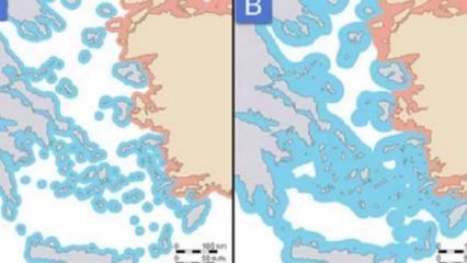 Yunan medyasından Ege'de Türkiye'ye karşı 12 mil önerisi