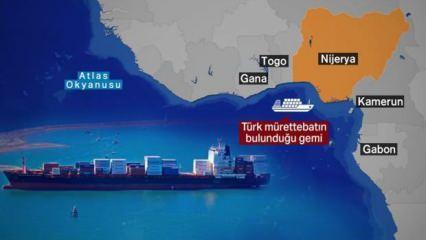 15 Türk denizciyi kaçıran korsanlar ilk kez iletişim kurdu! İşte mürettebatın sağlık durumu