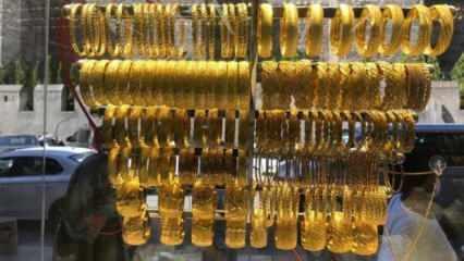 Altın ile ilgili kritik tahmin: Çeyrek altın bin 100 TL'yi bulabilir