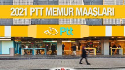 2021 PTT Memur ve Personel Maaşları Ne Kadar?