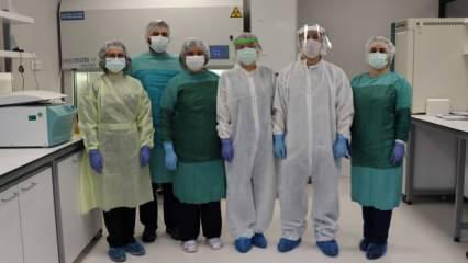 Koronavirüs tedavisinde yeni bir umut olacak ilaç Türkiye'de üretilecek!