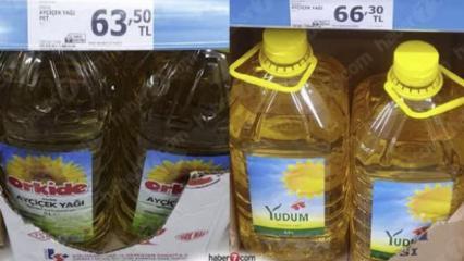 Ayçiçek yağı fiyatlarına açıklama geldi! ŞOK, BİM, A101 ayçiçek yağı fiyatı ne kadar oldu?