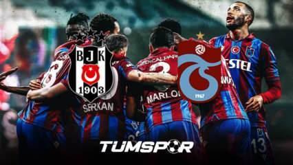Beşiktaş Trabzonspor maçının geniş özeti ve golleri! | Derbinin Kazananı Bordo Mavililer