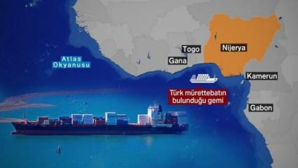 Çavuşoğlu'ndan kaçırılan 15 Türk denizci ile ilgili açıklama! 'Gemi Türk gemisi değil'