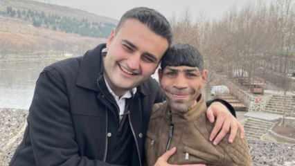 CZN Burak Özdemir'den yine duygulandıran paylaşım! Yardım eli bu sefer de 'Hiko Baba'ya uzandı…