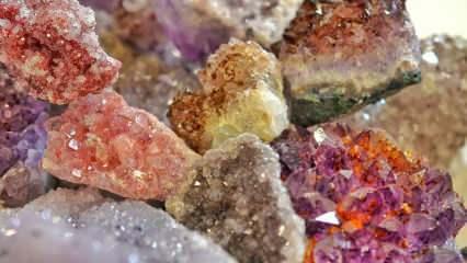 Doğal taşlar nedir, doğal taşlar ilk ne zaman kullanıldı, özellikleri neler?