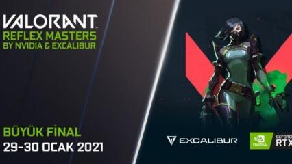 Excalibur Valorant Turnuvası'nda final heyecanı başladı