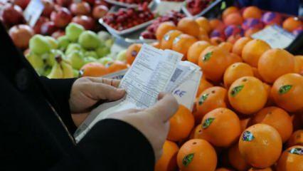 Fahiş fiyatlar sonrası sebze ve meyve için yeni öneri!