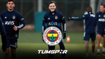 Fenerbahçe'de Mesut Özil Rizespor maçında oynayacak mı? Erol Bulut'tan Mesut Özil açıklaması...