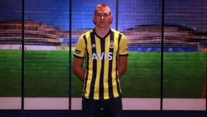 Fenerbahçe'ye müjde! Lisansı çıktı