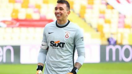 Galatasaray'da flaş Muslera kararı!