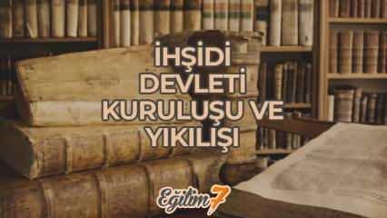 Mısır'da kurulan 2. Türk Devleti İhşidler (Akşitler) kuruluşu | İhşidi Devleti Hükümdarları...