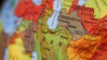 İran'da 4.9 büyüklüğünde deprem