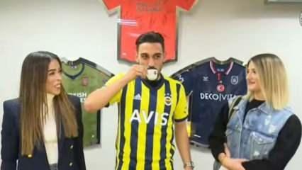 İrfan Can Kahveci resmen Fenerbahçe'de!