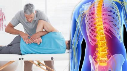 Kayropraktik tedavi nedir? Kayropraktik tedavi hangi hastalara uygulanır?