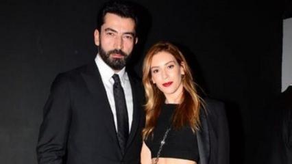 Kenan İmirzalıoğlu ve Sinem Kobal çiftine duygulandıran jest