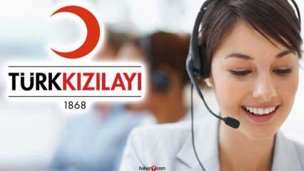 Kızılay KPSS şartsız personel alımı devam ediyor! Son başvuru tarihi ne zaman bitiyor?